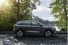 2019 kia e niro top speed