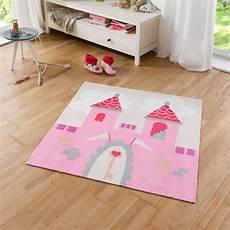 babyzimmer teppich kinderteppich prinzessinnenschloss kinderteppiche baby