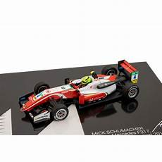Mick Schumacher Dallara Mercedes F317 F3 European Chion