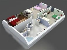 plan maison moderne 3d plan de maison en 3d plan maison moderne 3d plan de maison