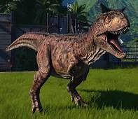 Carnotaurus  Jurassic World Evolution Wiki FANDOM