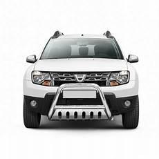 Pare Buffle Avec Plaque De Protection Dacia Duster De 2013