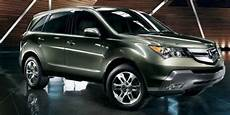 used 2007 acura mdx utility 4d awd mileage options nadaguides