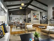 Mid Century Modern Ranch Designs Shine At Kb Home S