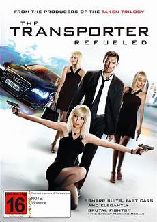 The Transporter Refueled Dvd In Stock Buy Now At