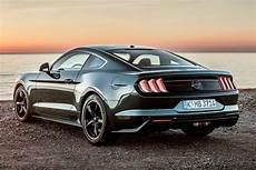 Ford Mustang Bullitt 2018 Review V8 Cool