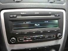 Lvz717 Skoda Octavia Swing Radio Problem