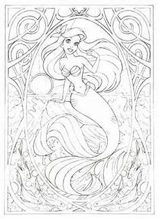 disney princess coloring pages ariel disney prinzessin