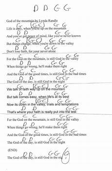 guitar songs with chords god of the mountain guitar chord chart in g guitar songs gospel song guitar chords