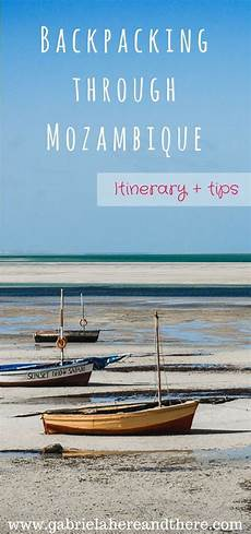 Unterwasser Tiere Malvorlagen Xing The Ultimate Backpacking Guide To Mozambique Mosambik