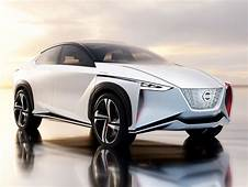 Nissans New Electric Car Concept Comes With Canto A