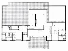 mies van der rohe house plans mies van der rohe hubbe house 1935
