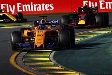 Mclaren Formula 1 2018 Australian Grand Prix