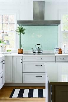 Glass Subway Tiles For Kitchen Backsplash Shorely Chic Blue Glass Subway Tile
