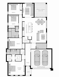 cullen house floor plan cullen single storey mcdonald jones homes