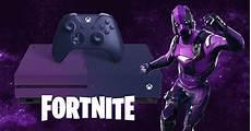 Fortnite Malvorlagen Xbox One Leaked Purple Fortnite Xbox One S Bundle Is Coming Soon