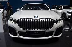 Geneva 2019 Bmw 745e Facelift Wheelbase With M