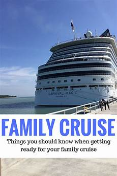 family cruise how to make it work