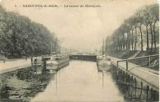 Pol Sur Mer Le Canal De Mardyck Westhoekpedia