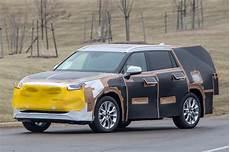 toyota kluger 2020 2020 toyota highlander spied features rav4 inspired front