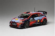 Maquette I20 Wrc 1 43 Loeb Monte Carlo 2019