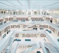 The Library Stuttgart Germany The World S Most