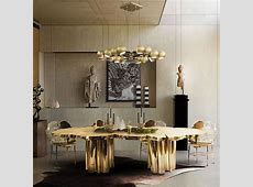 Modern Gothic Dining table   Venetian Home