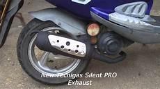 pgo trex 50 tecnigas silent pro exhaust new