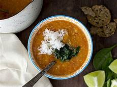 rote linsensuppe indisch indian lentil soup