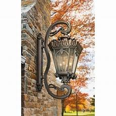 large outdoor traditional wall lights in choice of sizes ip44