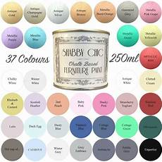 shabby chic chalk paint for furniture 250ml matt finish choice of 37 colours ebay
