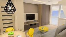 Small Living Room Aranżacja Salonu W Bloku