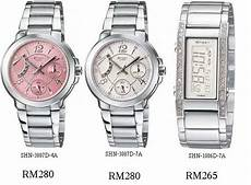 Jam Tangan Casio Cewek Wanita aneka model jam tangan untuk cewek mancing info