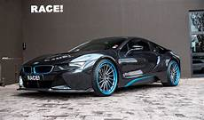 Bmw I8 From South Africa Gets Quot Pimped Out Quot