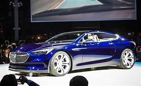 Buick Avista Concept Photos And Info  News Car Driver