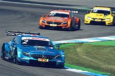 dtm hockenheim 2018 victories for mercedes bmw in the dtm season opener at
