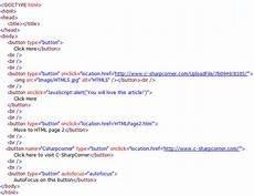 working with button tag in html5