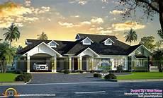 luxury bungalow exterior
