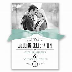 Wedding Photo Invitations