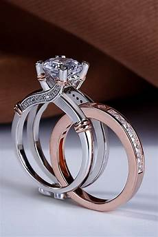 21 amazing bridal sets for any style trending engagement rings wedding ring sets wedding rings