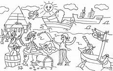 ausmalbilder sommer kostenlos malvorlagen zum ausdrucken