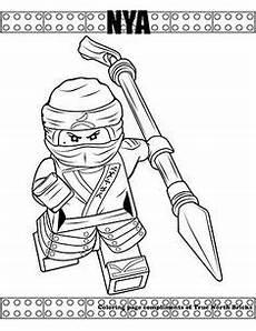 lego ninjago zx coloring page free printable
