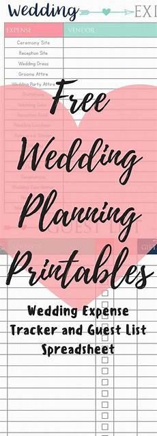 Wedding Budget Planning Printables Weddingtiips In 2019