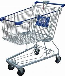 model supermarket shopping cart shopping trolley for