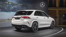 2020 mercedes gle gets mild hybrid boost mbux tech
