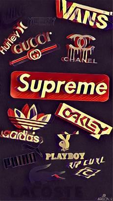 Gucci Supreme Wallpaper Hd
