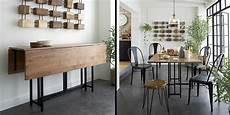 Apartment Table Ideas by 10 Space Saving Dining Tables For Your Tiny Apartment