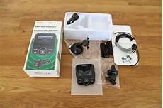 anlage für auto vorgestellt auvisio dab empf 228 nger transmitter fmx 680