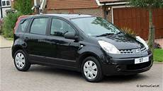 nissan note 2007 sold 2007 nissan note 1 4 s petrol manual service history condition