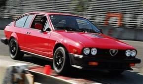 1982 Alfa Romeo GTV6 Balocco Edition  Classic Italian